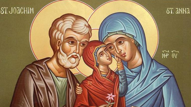 Почитаме зачатието на Света Анна