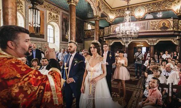Младоженци от Русе дариха парите за цветя