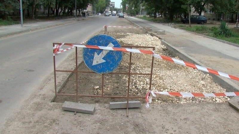 """Дни след асфалтирането ВиК разкопа """"Чипровци"""" заради авария"""