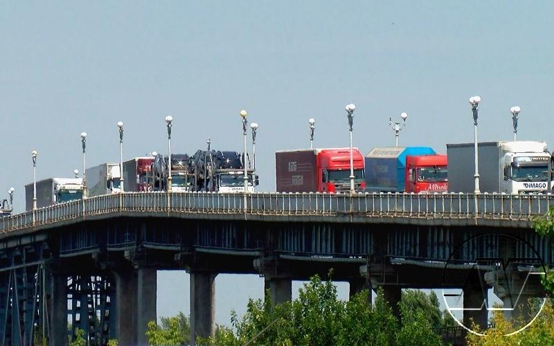 трети мост над Дунав при Русе – Гюргево