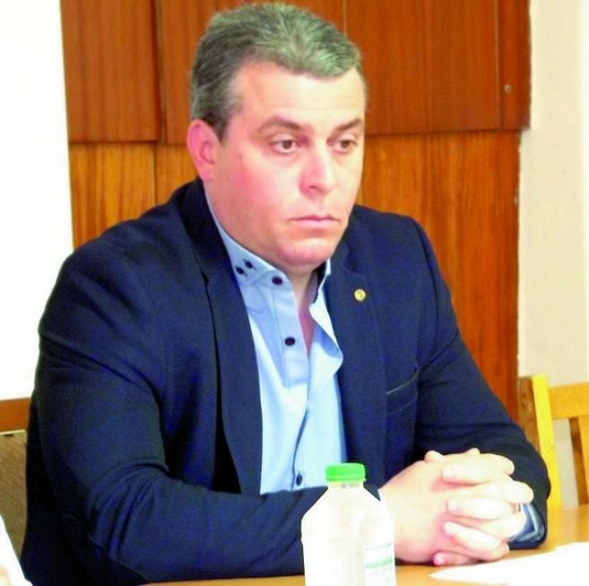 Комисар Мартин Недялков