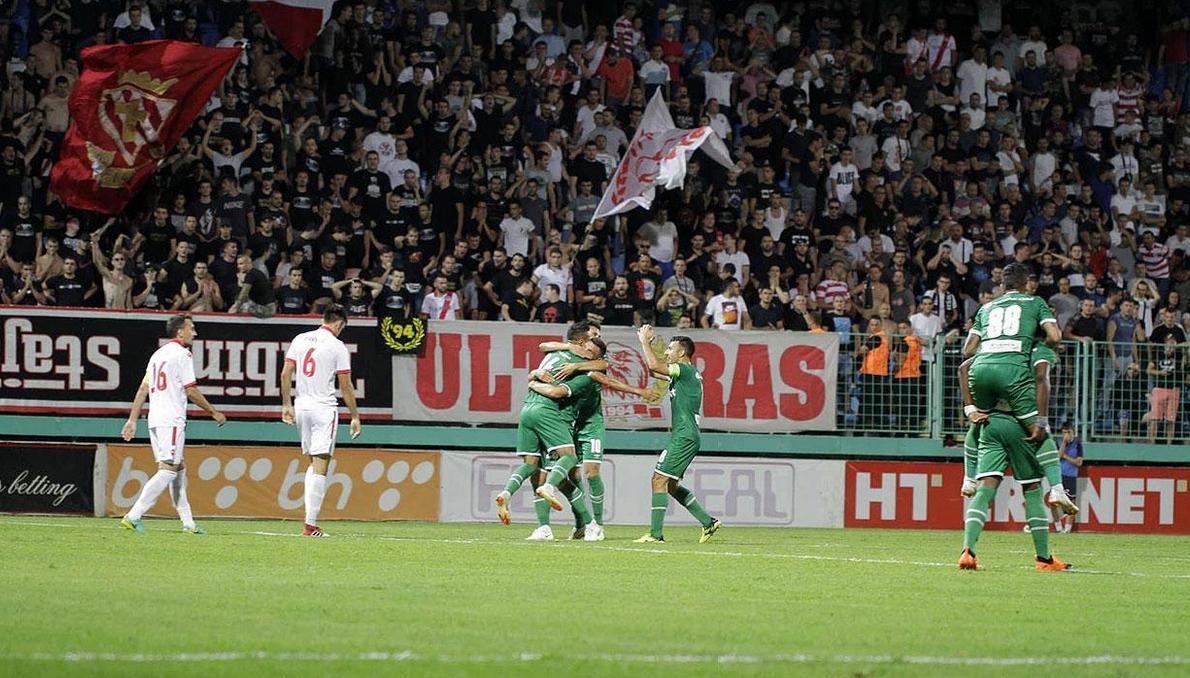 """Лудогорец"" се класира за плейофите на Лига Европа"