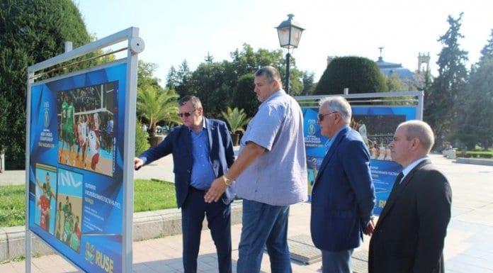 Президентът на Европейската конфедерация по волейбол