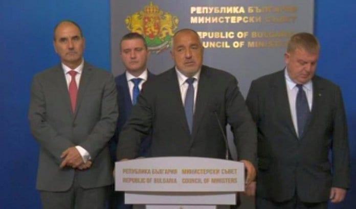 Министерските оставки
