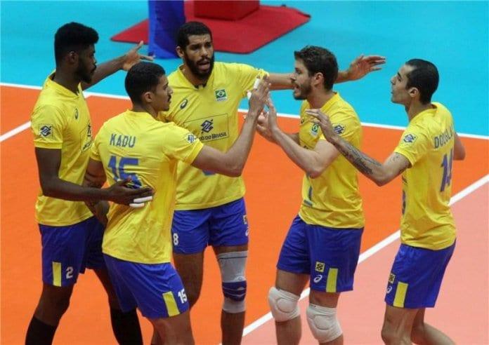 Бразилия стартира с чиста победа