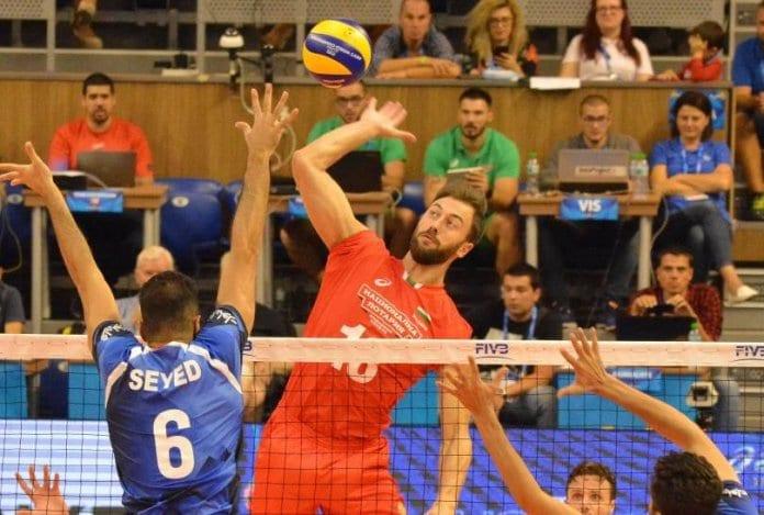 България загуби от Иран
