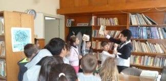 В Николово отбелязаха Националната седмица на четенето