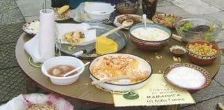 Мамалига по рецепта от 1750 г.