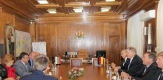 благодарност към Германия за ареста на Северин