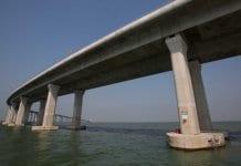 най-дългия морски мост в света