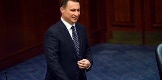 Бившият премиер на Македония