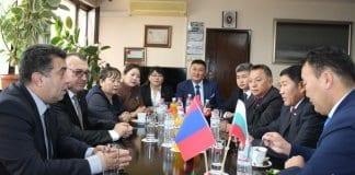 Почетно консулство на Монголия