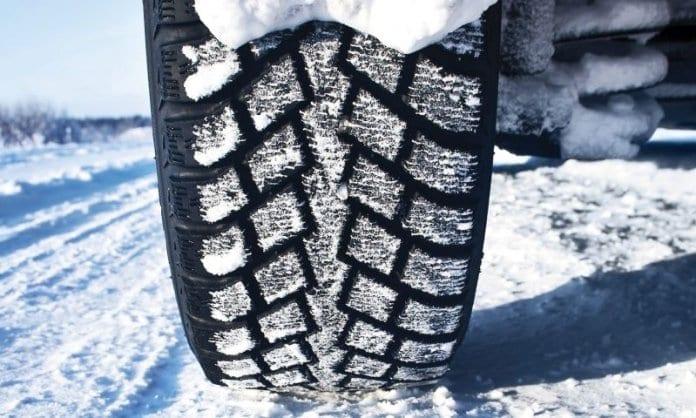 зимни гуми и фарове за мъгла