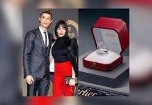 Роналдо купи годежен пръстен за 8 милиона