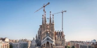 Sagrada Familia ще заживее втори живот