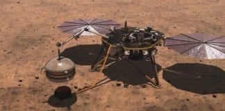 """Космическата сонда """"ИнСайт"""" кацна успешно на Марс"""