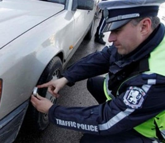 Глоби на собствениците на неподготвените за зимата автомобили
