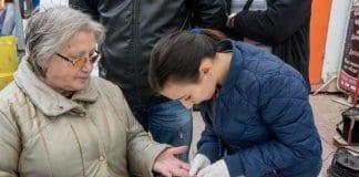 280 русенци измериха кръвната си захар