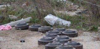 Противотанкови мини