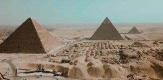 Ето каква е тайната за строежа на египетските пирамиди
