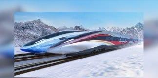 Китайският Geely ще разработва свръхзвукови влакове