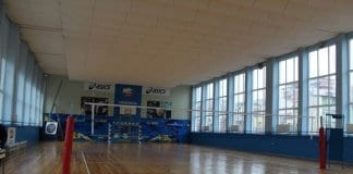 Спортна зала на Ученическата спортна школа