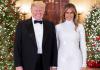 Критики към семейство Тръмп за коледната им картичка