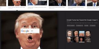 """Тръмп – жертва на """"гугъл бомба"""""""