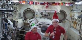 Без шампанско на Нова година в Международната космическа станция