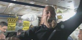 Каква ще е новогодишната трапеза на космонавтите в орбита?