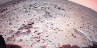 Ето как звучи планетата Марс