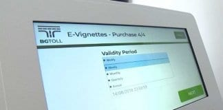 От 14 часа днес започва продажбата на електронни винетки