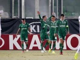 """""""Лудогорец"""" завърши без победа в участието си в Лига Европа"""