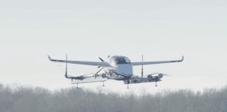 Boeing извърши изпитания на автономното си летящо такси