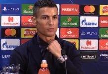 """Кристиано Роналдо – почти """"изтрит"""" от историята на """"Реал"""" (Мадрид)"""