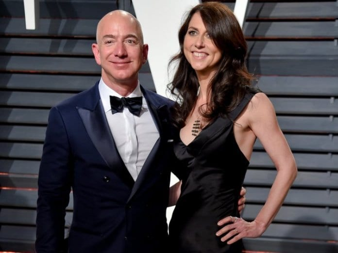 Най-скъпият развод в света е в ход