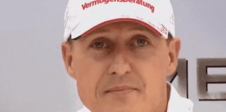 Михаел Шумахер на 50 години