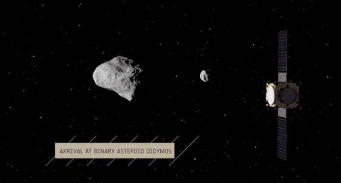 НАСА ще тества отклоняване на опасен астероид