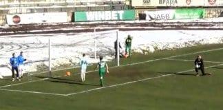 """""""Дунав"""" спечели с 2:0 контролата с """"Ботев"""""""