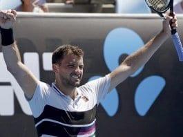 Григор Димитров се класира за 1/8-финалите в Мелбърн