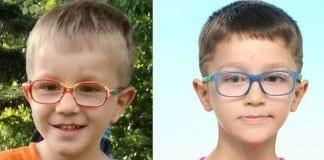 8-годишния Симеон и 5-годишния Калоян