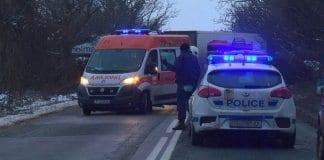 Инцидент с турски ТИР