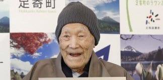 Най-възрастният мъж на Земята