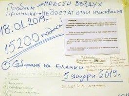 Референдумът за чист въздух над Русе
