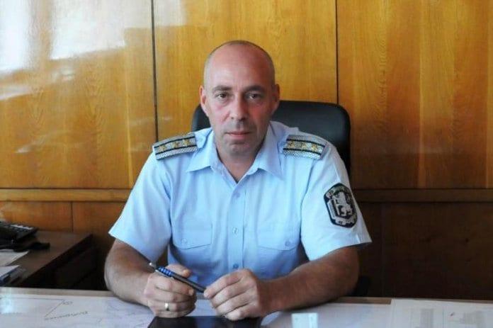 Директорът на ОДМВР-Силистра