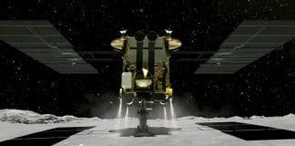 Японска сонда ще опита да кацне на астероид