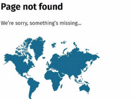 """Нова Зеландия беше буквално """"изтрита"""" от картата на света"""