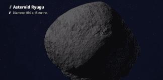 Космически апарат ще стреля по астероид