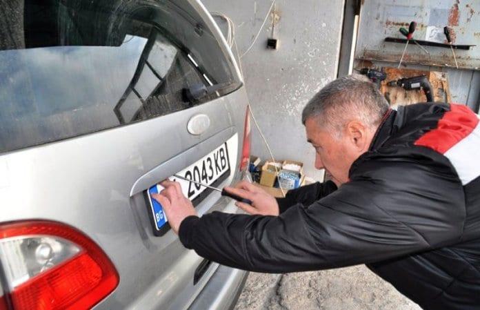 Първоначална регистрация на автомобилите