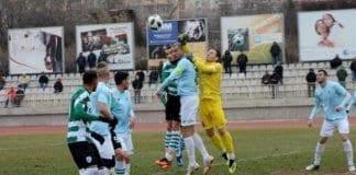 """""""Дунав"""" загуби 0:2"""